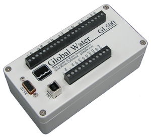 GL500 MULTICHANNEL DATA LOGGER